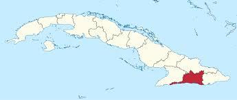 Cuba On A Map Santiago De Cuba Svg Download Santiago De Cuba Svg