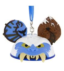 ears hat ornament expedition everest yeti light up