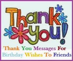 thank you messages thank you messages for birthday wishes to