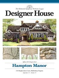 the richmond symphony orchestra league designer house 2014 by