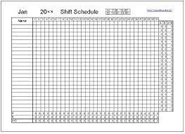best photos of nursing schedule template excel free nurse
