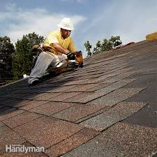 How To Cap A Hip Roof How To Roof A House Family Handyman