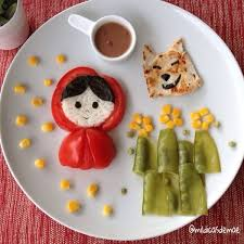 food arrangements whimsical and adorable food arrangements that are both healthy and