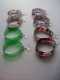 plastic bottle earrings recycled plastic bottle earrings recycle plastic bottles
