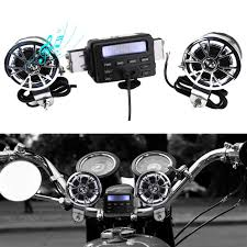 honda vt amazon com innoglow motorcycle audio radio handlebar amplifier