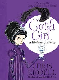 goth and the ghost of a mouse by chris riddell
