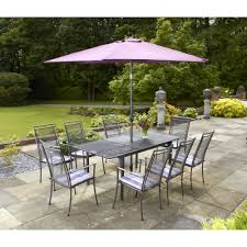 Royal Garden Outdoor Furniture by Royal Garden Classic 8 Seater Extension Dining Set