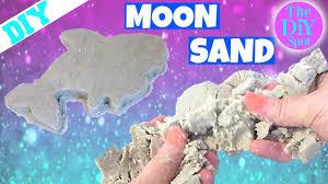 moon sand diy kids crafts super fun and easy diy moon sand kids