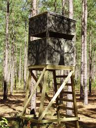 how to build a deer stand out of wood zijiapin