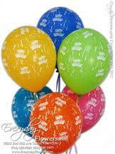 30th birthday balloons delivered 30th birthday balloons delivered same day orange county ca