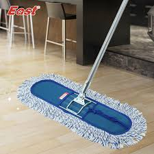 east wood floor flat mop large household 360 degree spin magic