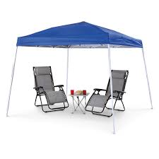 10x10 Canopy Frame Only by Guide Gear 10 U0027 X 10 U0027 Instant Pop Up Canopy 582106 Screens
