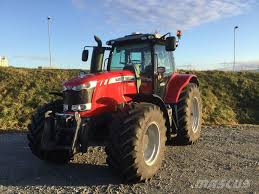 used massey ferguson 7718 dyna vt tractors year 2016 price