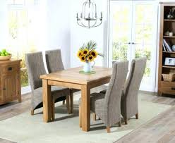 decoration of dining table mitventures 20 dining tables and fabric chairs dining room ideas