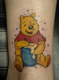 11 best winnie the pooh tattoos images on pinterest clovers