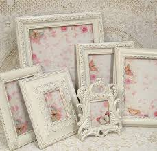 shabby picture frames diy shabby chic erfly art for 1 a value