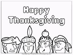 happy thanksgiving coloring pages 10756 newcoloringpages net