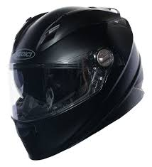 flat black motocross helmet sedici strada helmet cycle gear