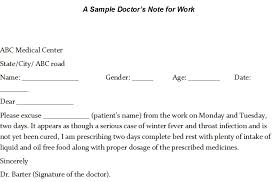 doctor notes 40 free sample templates templatehub