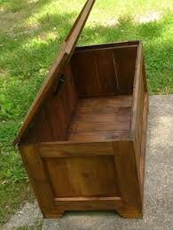 Making A Toy Box Plans by 9 Best Toy Box Plans Images On Pinterest Toy Boxes Hardwood And
