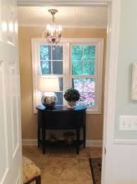 White Foyer Table by Furniture New Powder Room With Foyer Tables Design Ideas