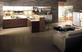 decoration salon cuisine idace dacco cuisine deco salon cuisine americaine 9