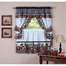 Kitchen Curtains Design by Interior Stunning Old Green Jcpenney Kitchen Curtains With