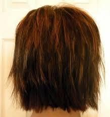 side and back views of shag hairstyle 40 ravishing short shag haircuts for women