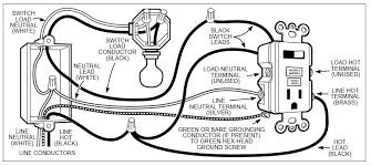 wiring a light switch and outlet together diagram electrical wiring leviton wiring diagrams diagrams electrical way