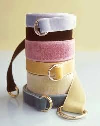 ribbon belts velvet ribbon belts martha stewart