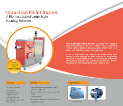 Pellet Burner Abellon Cleanenergy Ecosure Industrial Pellet Burner