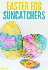 easter egg suncatchers c