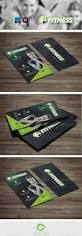 Fitness Business Card Template Fitness Salon Business Card Templates By Grafilker Graphicriver