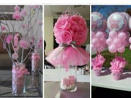 baby shower centerpieces for girl ideas baby shower centerpieces girl best 25 ba shower centerpieces ideas