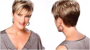 plus size women over 50 short hairstyle short haircuts for women with round fat faces list