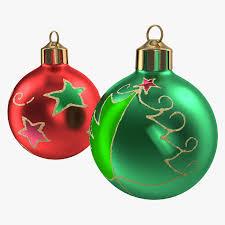 ornament balls 1 3d c4d