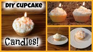 cupcake candles diy cupcake candles