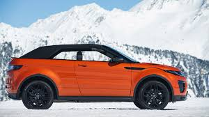 convertible land rover cost range rover evoque convertible 2 0d hse dynamic lux 2016 review
