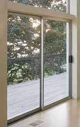 Milgard Patio Doors Milgard Aluminum Sliding Glass Patio Door