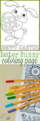 the 25 best bunny coloring pages ideas on pinterest easter