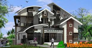 home desings 2320 sq ft floor contemporary home designs