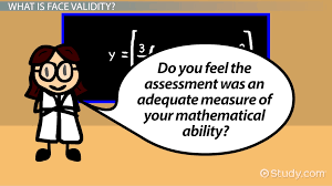 validity in assessments content construct u0026 predictive validity