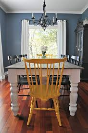 Large Kitchen Table 40 Diy Farmhouse Table Plans U0026 Ideas For Your Dining Room Free