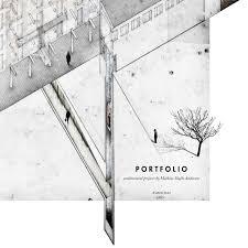 portfolio architecture student students and architecture