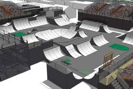 dew tour releases bmx dirt u0026 park course designs for its