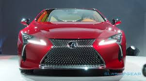 red lexus lf lc concept living concept how lexus made the astonishing lc 500 slashgear