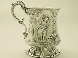 silver holloware gifts 54 best silver christening gifts images on baptism