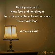 Value Of Home by Aditya Kapote Quotes Yourquote