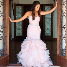 blush wedding dress plus size biwmagazine com
