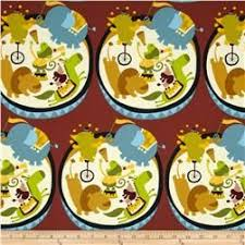 Circus Home Decor 92 Best Circus And Monkeys Images On Pinterest Custom Fabric